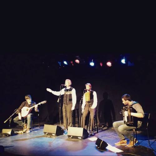 Breizh Amerika Collective au Irish Arts Center May 13th : NYC, NY - Irish Arts Center - 7pm